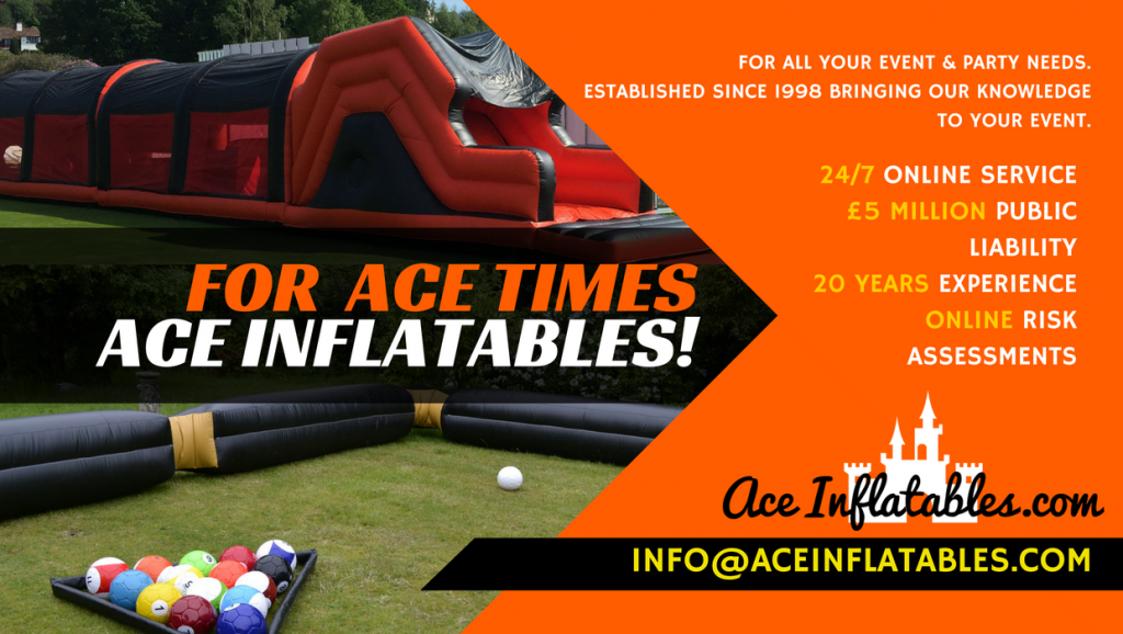 Assault Courses, Inflatable Games, Bouncy Castles & Soft Play Hire in Sussex, Surrey & Kent.
