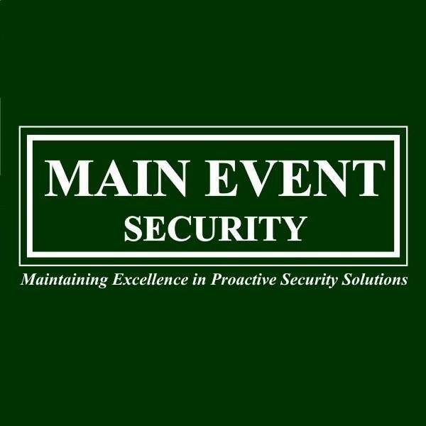 Main Event Security - Logo