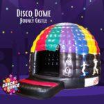 Disco Dome Bouncy castle for kids.jpg