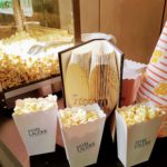 Branded Popcorn Boxes London Customised