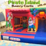 Pirate Island Bouncy Castle with Slide.jpg