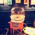 Candy floss machine hire corporate event London