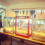 Corporate Event Popcorn Machines Hire Central London